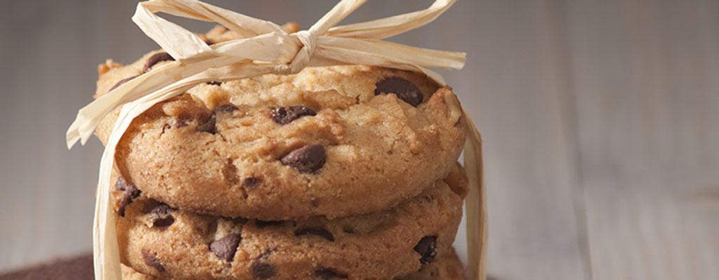 Suikervrije chocolate chip cookies!