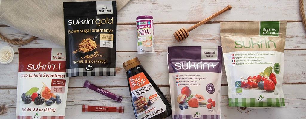 Sukrin ideale suikervervanger bij Diabetes