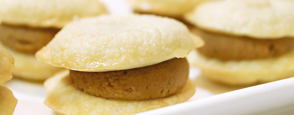 Suikervrije amandel 'macarons'