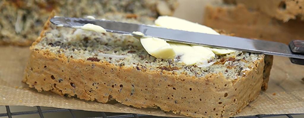 Luxe spelt-zadenbrood voor een ideaal begin van je dag!