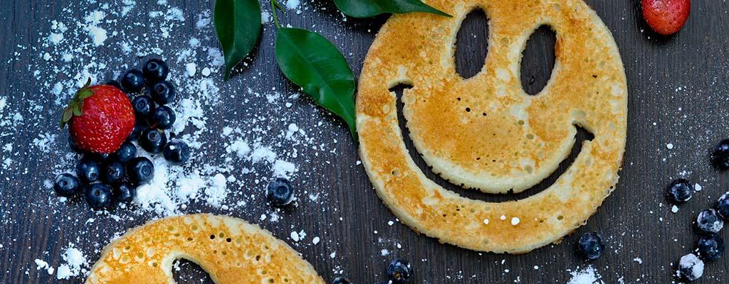 Kunnen emoticons kinderen helpen met gezond eten?