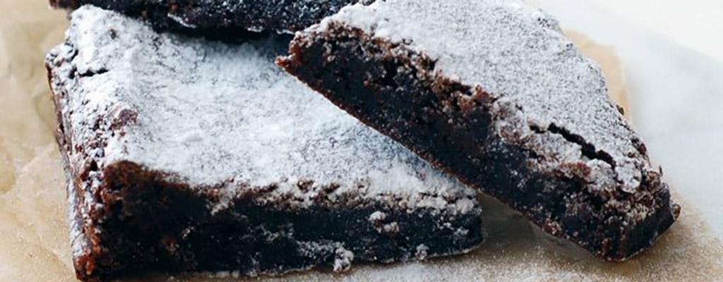 Suikervrije brownies met FiberSirup