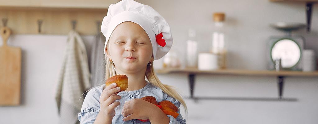 Suikervrij bakken met kinderen 1